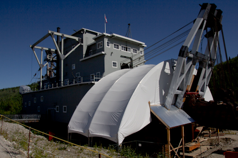 Dawson City - Dredge No. 4