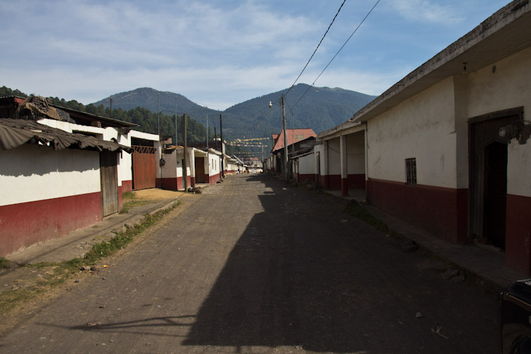 And the Ghosttown of Angahuan