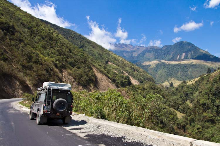 Ecuador: from the coast to the Andes