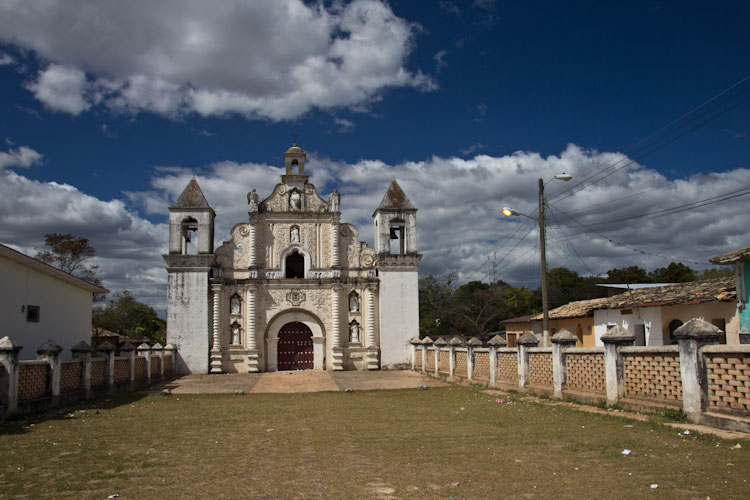The nice church of Gracias