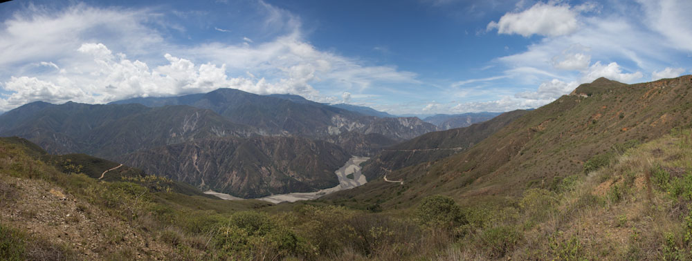 Colombia: Chicamocha Canyon