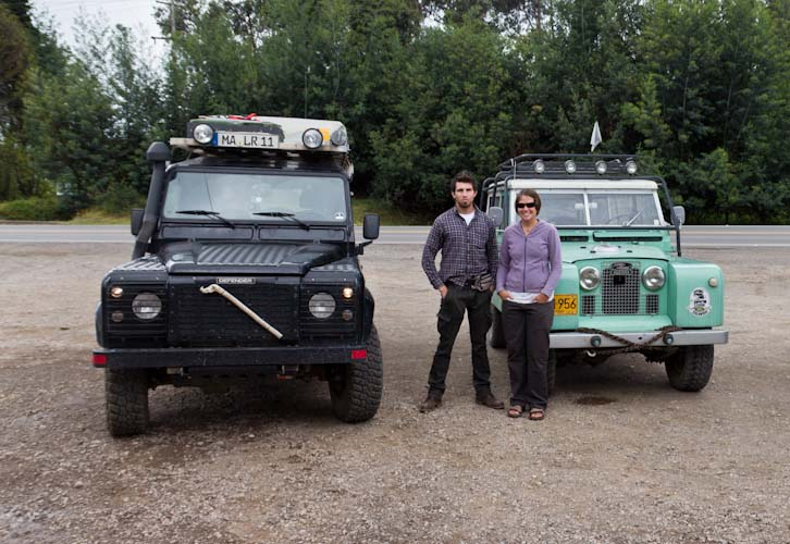 Colombia: Central Highlands - Land Rover Friend
