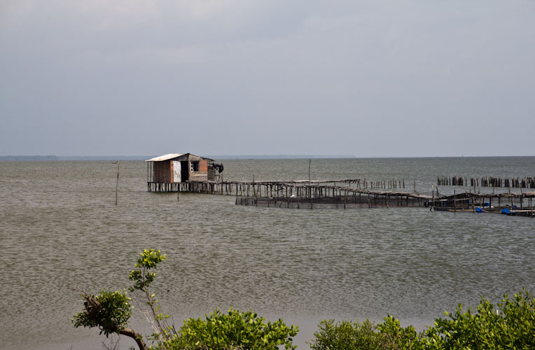Colombia: Nothern Coast - Fisher Huts