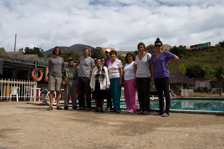 Colombia: Central Highlands - Soata: Piscinaclub Crew