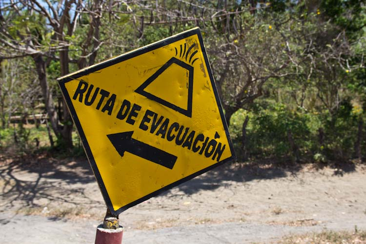 Nicaragua: Ometepe; to be sure