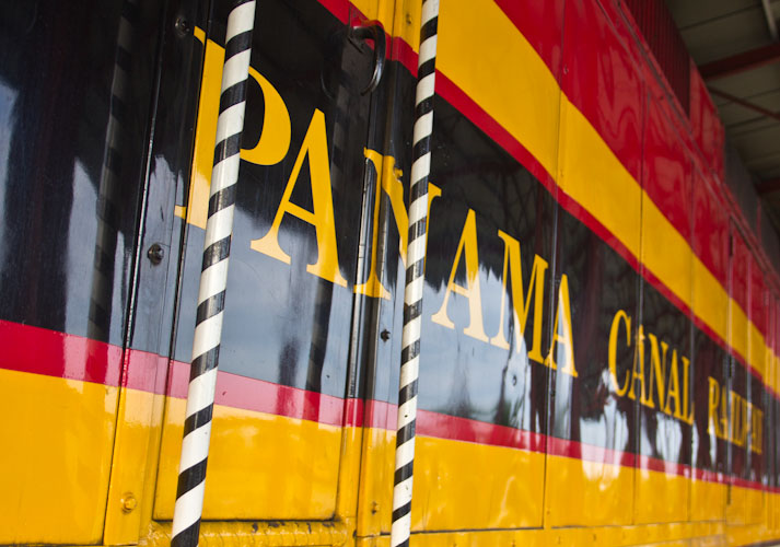 Panama: Colon - Panama Railroad