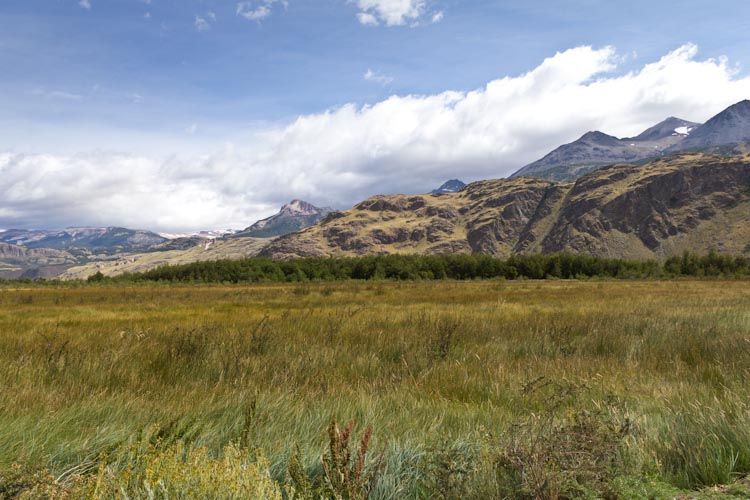 Chile: Conservation Patagonia - Valley