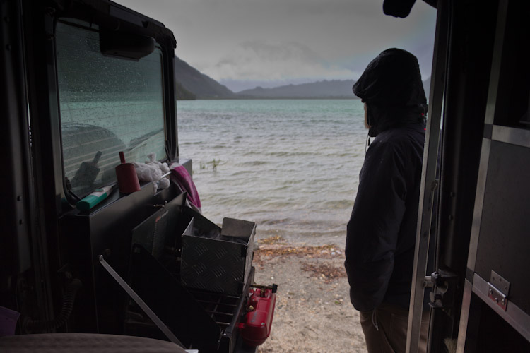 Chile: Carretera Austral - Valle Exploradores: Patagonian Weather