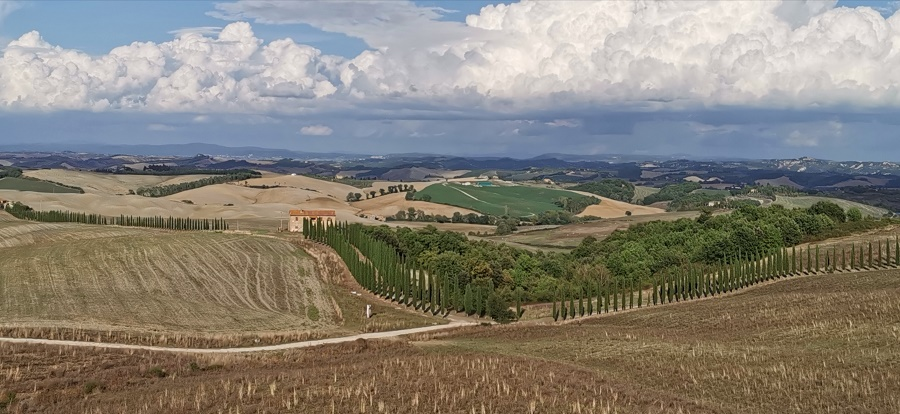 Val d`Orcia