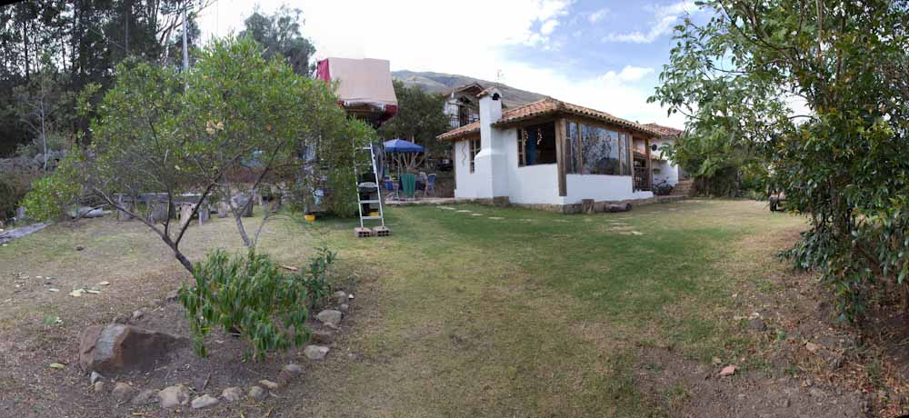 Villa de Leyva: Hostal Colombian Highlands
