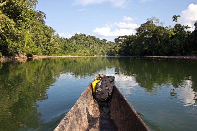 n den Weiten des Amazonas ... / In the great wide open of the Amazon region ...