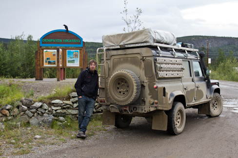 Famous Dempster Highway